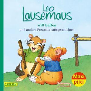 CARLSEN Maxi Pixi Leo Lausemaus will helfen