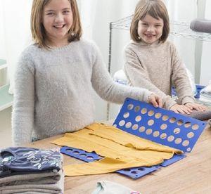 InnovaGoods Faltbrett für Kinderwäsche