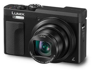Panasonic Lumix DC-TZ90, 20,3 MP, 5184 x 3888 Pixel, MOS, 30x, 4K Ultra HD, Schwarz