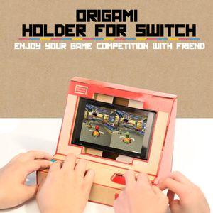 LABO NS Switch Case DIY Kartonhalter Arcade Halterung fuer Nintendo Switch