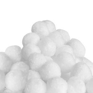 Monzana Filterbälle 700g ersetzen 25 kg Filtersand recyclebar Filter Balls Polysphere für Sandfilteranlage