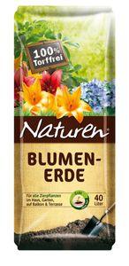Naturen® Blumenerde ohne Torf 40 Liter
