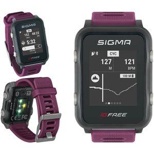 Sigma Sport Sportuhr Id.free Plum