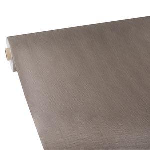 2 Tischdecke, stoffähnlich, Vlies  soft selection plus  25 m x 1,18 m grau