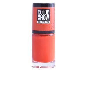 Maybelline Color Show 341 Orange Attack, Orange, Orange Attac, 1 Stück(e), Frankreich, #e5391d, 7 ml