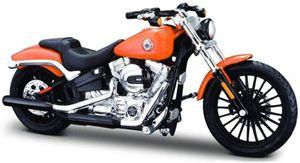 Maisto 34360-36 - Modellmotorrad - HD Serie 36 , Modell:2016 Breakout orange