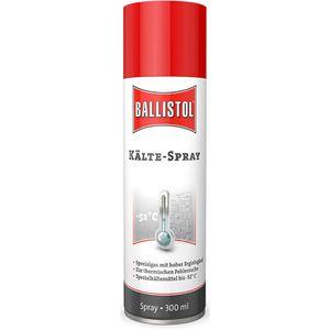 BALLISTOL Kältespray 1 Sprühdose 300 ml Spezialkältemittel bis -52°C 25293 brennbar