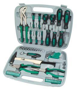 BRÜDER MANNESMANN Werkzeugsatz 57-teilig