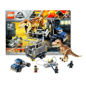 Lego 75933 Jurassic World T. rex Transport