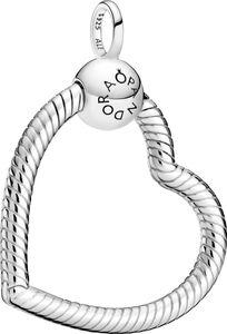 Pandora Moments Anhänger 399384C00 Heart O Pendant Silber 925