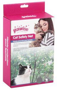 Schutznetz Katzenschutznetz Katzennetz Balkonnetz transparent 8 x 3 Meter