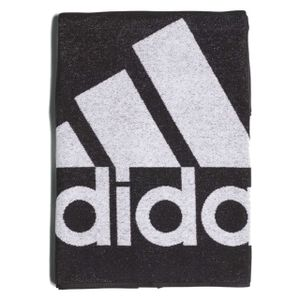 adidas Handtuch Towel L BLACK/WHITE -
