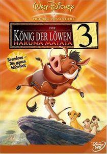 Der König der Löwen 3 - Hakuna Matata  [2 DVDs]