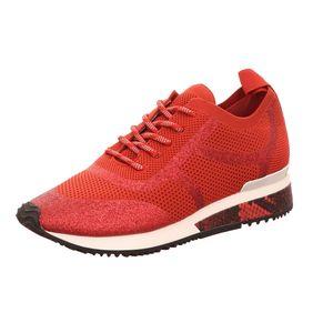 La Strada Damen Sneaker in Rot, Größe 37