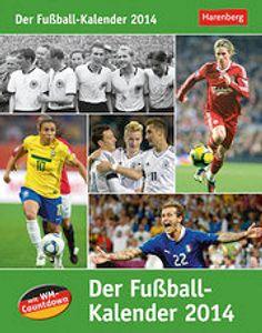 Der Fußball-Kalender, Abreißkalender 2014