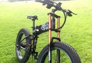 "Northbike Striker Elektro Fatbike Ebike Pedelec  26"" 48V/14A Akku 25km/h 250 W (Spitze 1000W) Reichweite 100 KM"