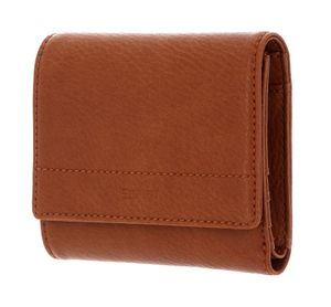 ESPRIT Jane Small Coin Wallet Rust Brown