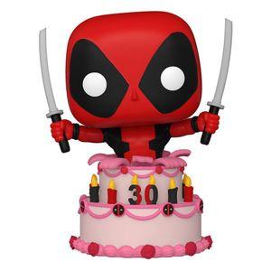 Funko POP! Marvel Deadpool 30th Anniversary - Deadpool in Cake #54654