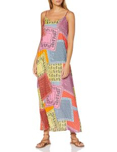 Esprit Maxi-kleid Mit Bandana-print Maxi-kleid Mit Bandana-print