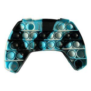 1X Gamepad Push Pop It Pop Blase Sensorisches Zappeln Spielzeug Autismus Stressabbau Kinder Lernspielzeug(B)