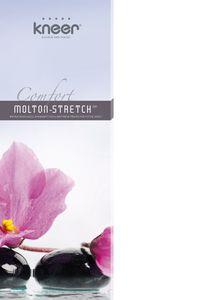 Kneer Matratzen Schutzbezug Comfort Molton-Stretch weiß