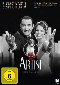 The Artist (DVD & Soundtrack-CD)