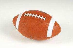 Bandito American Football in offizieller Größe inkl. Ballpumpe