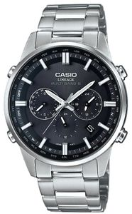 Casio Funkuhr LIW-M700D-1AER Lineage Edelstahl Chronograph