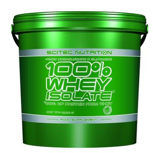 Scitec Nutrition Whey Isolate 4000g Vanille