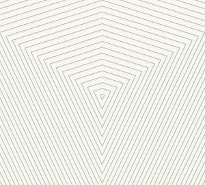 Daniel Hechter 3D Tapete grafische Tapete Vliestapete weiß silber 10,05 m x 0,53 m