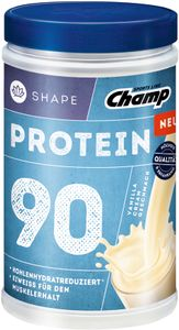 Champ   Shape   Protein 90   Vanilla Cream   390 g