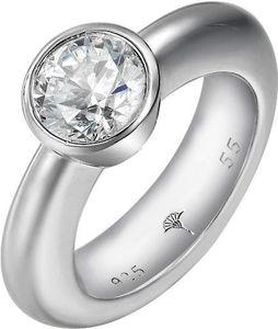 Joop! Jewelry Meryl JPRG90647A Ring für Sie Mit Zirkonen, Ringgröße:55 / 7 / M