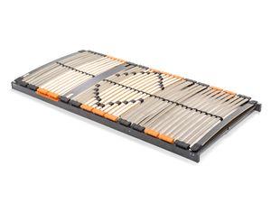 BMM Lattenrost Premium XXL Fertig montiert, NV: nicht verstellbar 120 x 200 cm