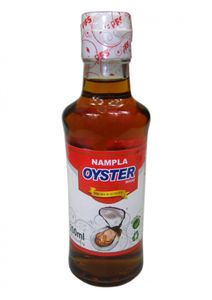 OYSTER BRAND Fischsauce / Fisch Sauce / NAM PLA / FISH SAUCE 200ml
