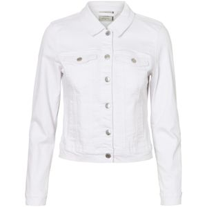 Vero Moda Damen Jacke 10193085 Bright White