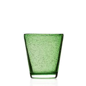 Becher verde Burano