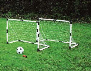 Mini Fußballtor 2er Set