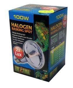 Exo Terra Halogen Basking Spot, Spotlampe für Terrarium E27