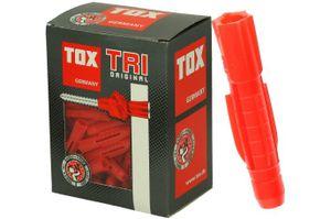 TOX Allzweckdübel TRI, 5 x 31 mm VPE 100 Stück im Karton