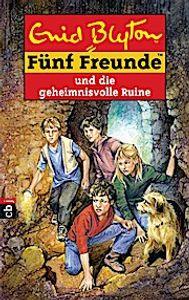 Fünf Freunde und die geheimnisvolle Ruine (Einzelbände, Band 45)