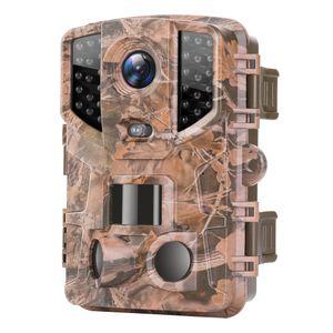 Wildkamera 20MP 1080P Full HD VanTop, Wildkamera mit Bewegungsmelder Nachtsicht, wasserdichte Wildtierkamera mit 3 Infrarotsensor 120 ° Erfassungsbereich für die Überwachung von Wildtieren