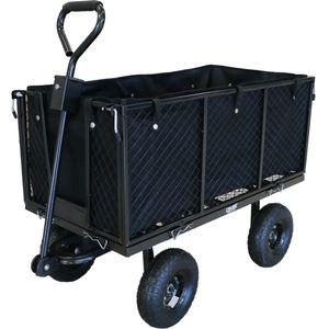 DMS® Bollerwagen Transportwagen Gartenwagen Gerätewagen Handwagen BW-01
