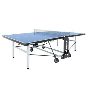Sponeta S 5-73 e Outdoor-Tischtennisplatte mit Netz, Serie: Schoolline Outdoor; 213.7110/L