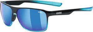 UVEX LGL 33 Pola Brille black/blue/blue