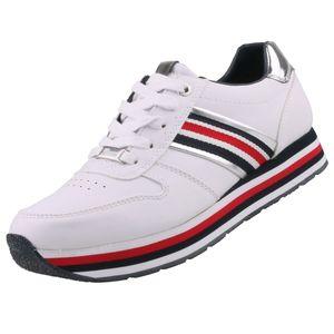 Tom Tailor Damen Sneaker in Weiß, Größe 41