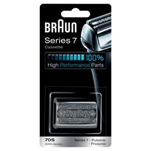 Braun Series 7 70S Elektrischer Rasierer Scherkopfkassette – Silber