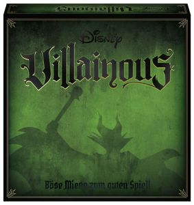 Disney Villainous Ravensburger 26055