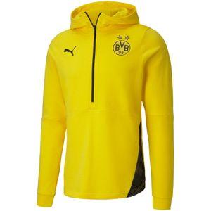 PUMA BVB Borussia Dortmund Hoodie Casual cyber yellow  XL