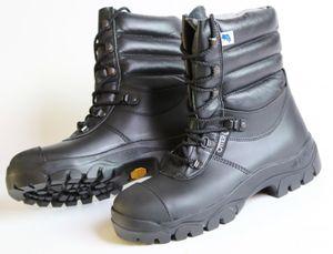 OTTER 98275 Sicherheitsschuh Sicherheitsschuhe Arbeitsschuh Stiefel Hoch Robust, Größe:42