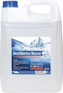 WETEC Destilliertes Wasser, 20 l, keine Kalkablagerungen